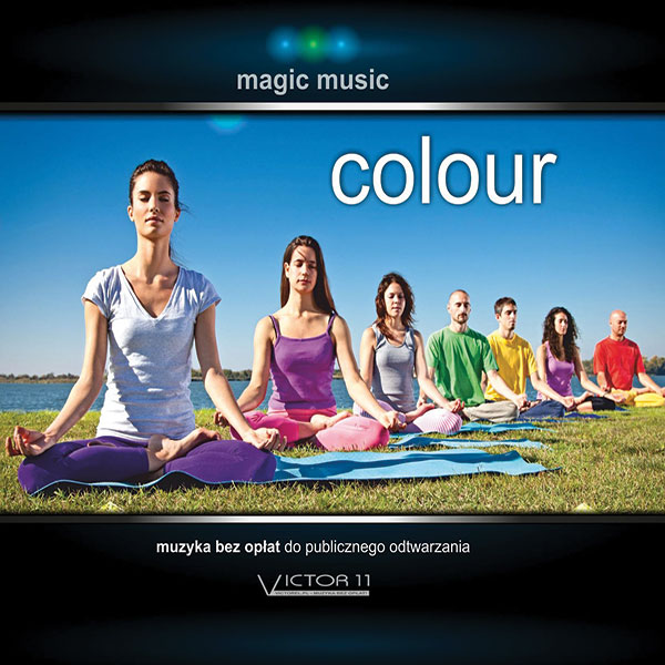 Magic music – Colour